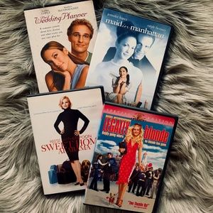 Girls Night In - rom-com bundle x4